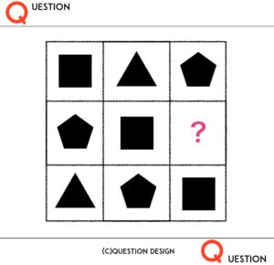 Q412 三角 四角 五角